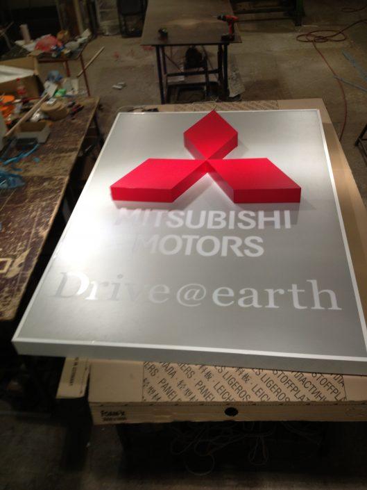Несветещи табели от еталбонд, PVC и винил
