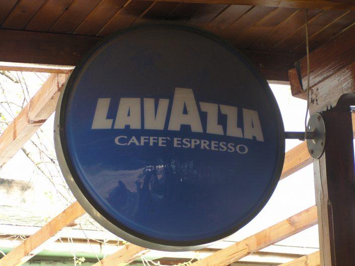 Стандартни светещи табели за LAVAZZA