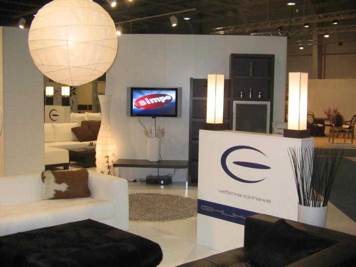 Декор за мебелен компания Еником-М